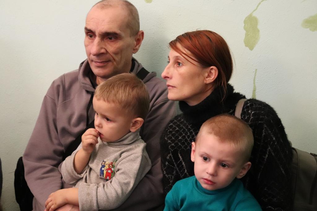 Встреча с многодетными семьями состоялась в Стаханове 4