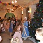 В Кировске прошел новогодний утренник для детей