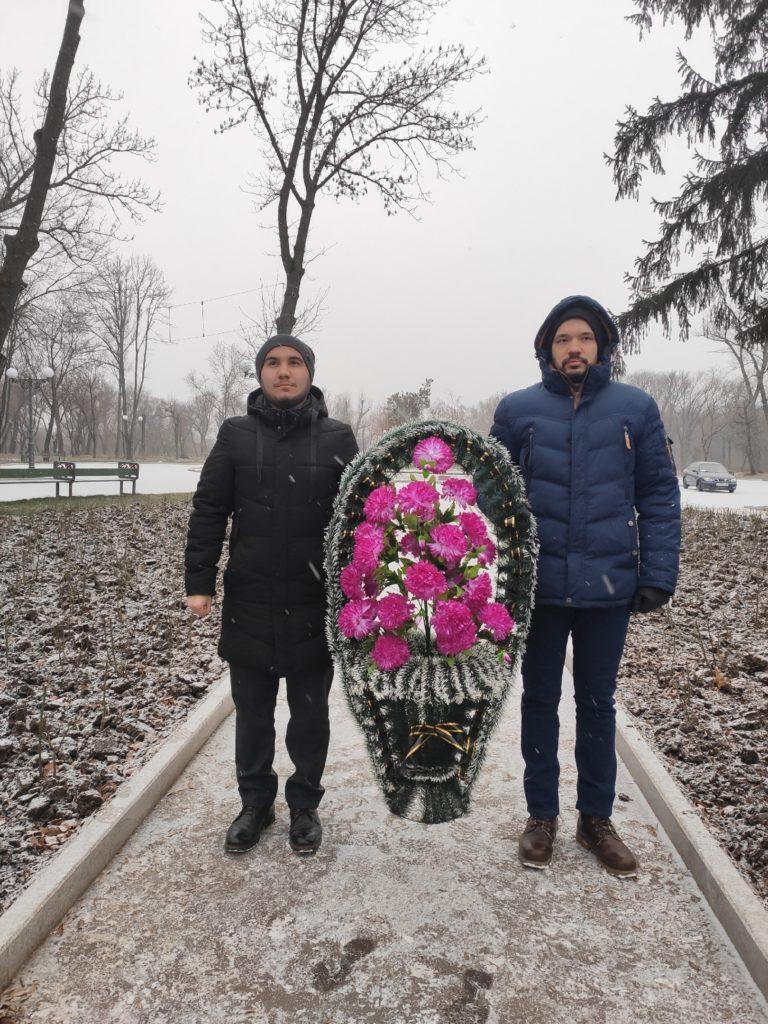 Акция памяти Неизвестного солдата прошла в Луганске 4