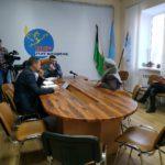 Глава Администрации города и района провел прием граждан в Свердловске