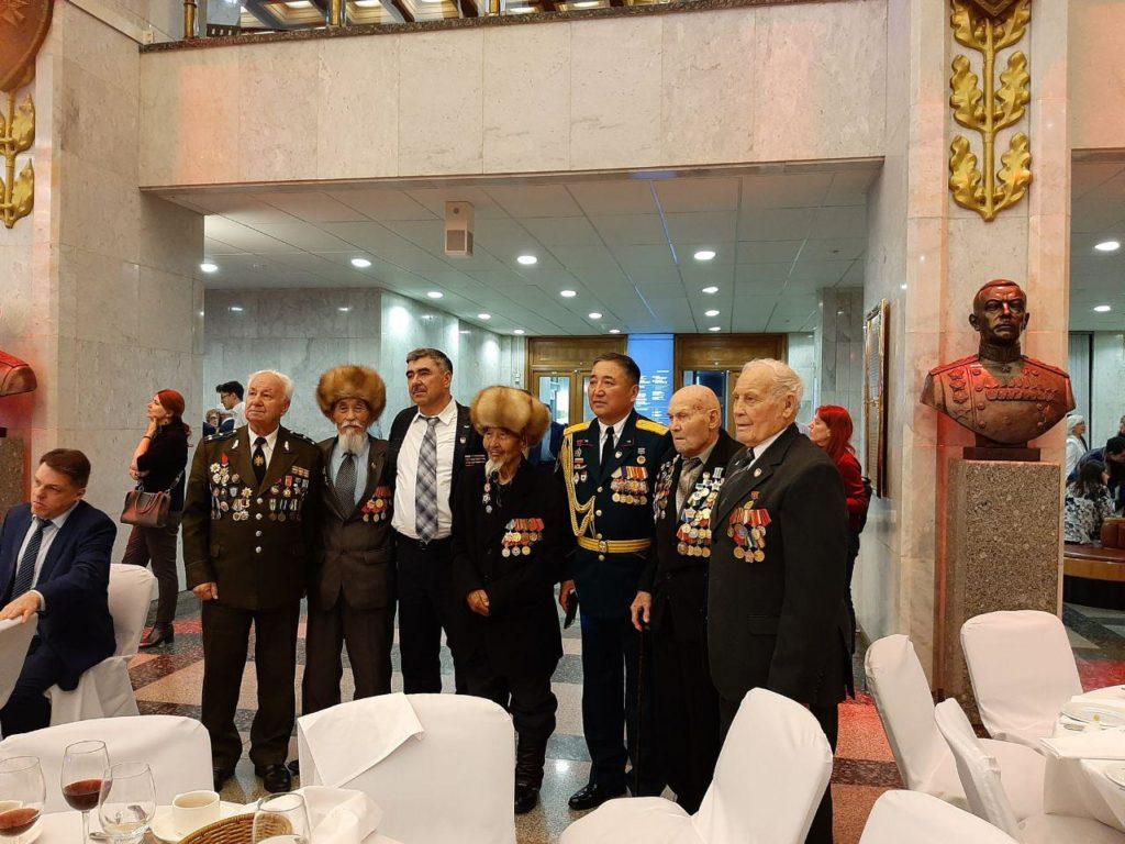 Ветераны из ЛНР побывали на Балу Победителей в Москве 6