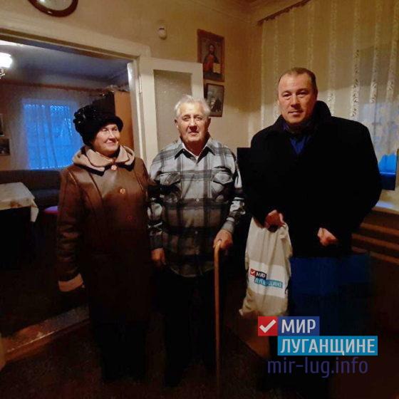 Ветеранов Великой Отечественной войны проведали в Луганске в рамках республиканской акции «Как живешь, ветеран?» 1