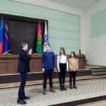 Ольга Панина встретилась с активом проектов «Молодая гвардия» и «Дружина» в Антраците