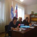 В посёлке Щетово Антрацитовского района ЛНР Леонид Кукарский провёл приём