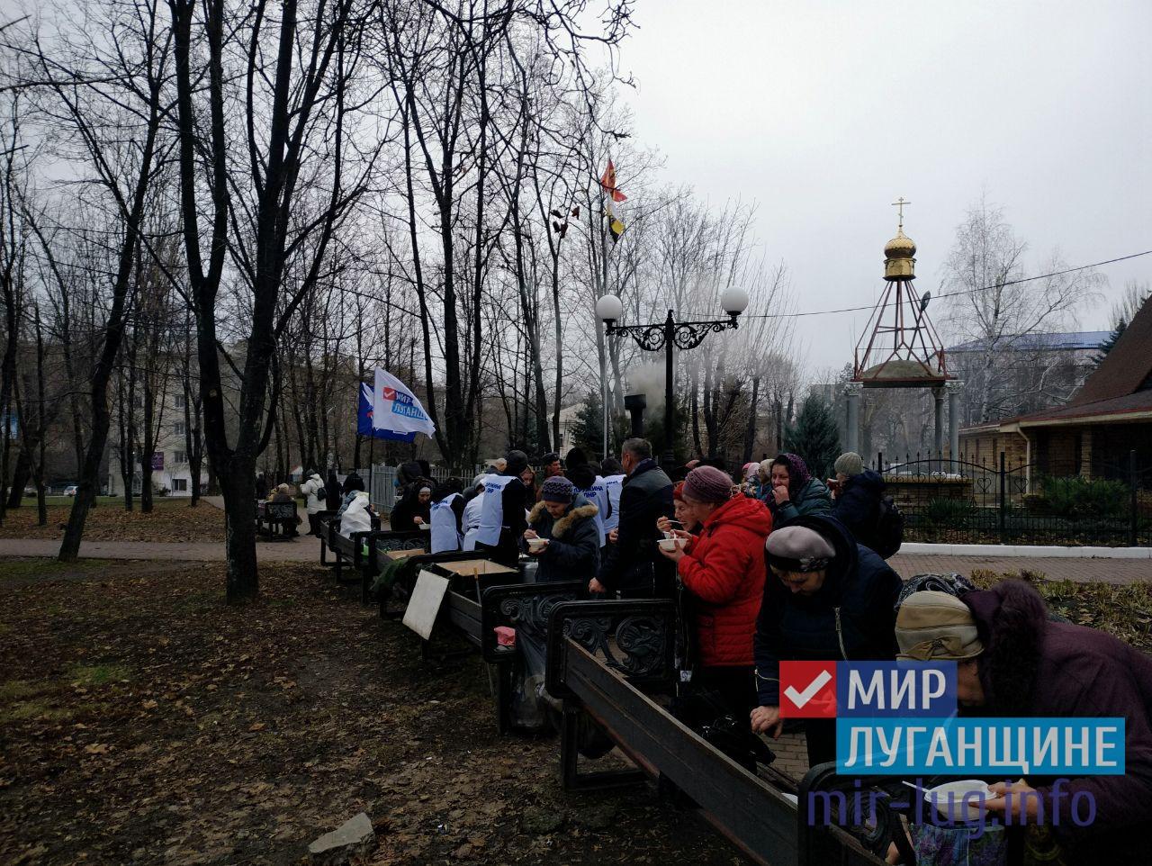 Активисты проекта «Дружина» провели акцию «Делай добро дружно» ко Дню святого Николая