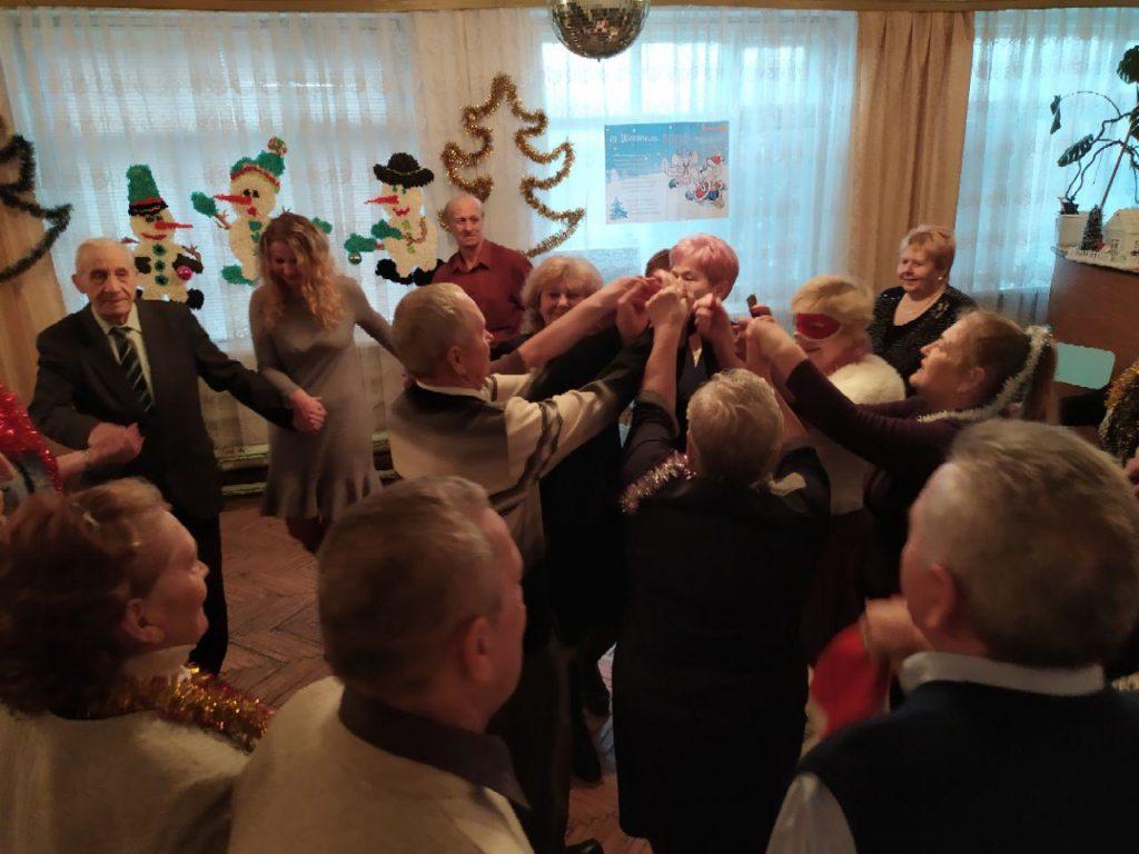 В Антраците состоялась встреча с активистами проекта «Забота о ветеранах» 3