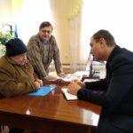 Депутат Народного Совета ЛНР Владимир Поляков провел прием в селе Адрианополь Перевальского района