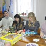 Активисты ОД «Мир Луганщине» в Свердловске подвели итоги работы за год