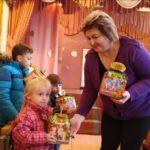 В Ровеньках состоялся праздник «Елка собирает друзей»