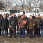 В Свердловске почтили память афганцев и ополченцев, погибших в боях под Дебальцево