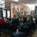 В Перевальске провели урок-лекцию для воспитанников школы-интерната