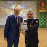В Славяносербске отметили День защитника Отечества
