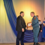 Праздничный концерт в честь Дня защитника Отечества прошёл в Лутугино