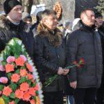 Митинг-реквием, посвященный 31-й годовщине вывода советских войск из Афганистана прошёл в Брянке