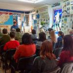 Урок истории «Я помню! Я горжусь!» состоялся для молодежи Перевальска