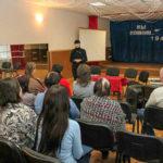 Депутат Народного Совета встретилась с трудовым коллективом школы в Новоанновке