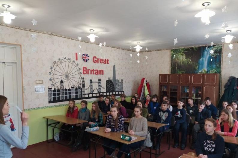 В посёлке Бугаёвка открыли первичное отделение по линии проекта«Молодая Гвардия» 2