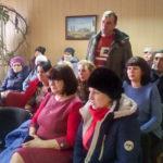 Отчётно-выборное собрание первичного отделения проекта «Забота о ветеранах» состоялось в поселке Дубовский