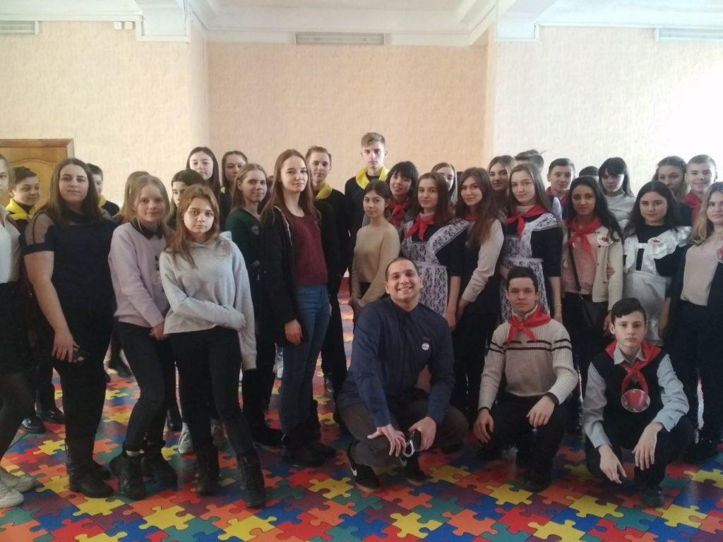 В Перевальске продолжились обучающие курсы для волонтеров «PRODобро» 1