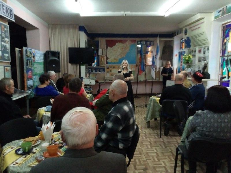 В преддверии Дня защитника Отечества в Перевальске прошла встреча с военнослужащими 2