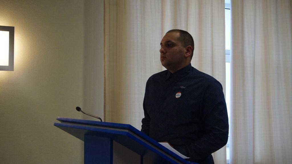 Добровольцам в Луганске рассказали об эффективности работы в волонтерских отрядах 2