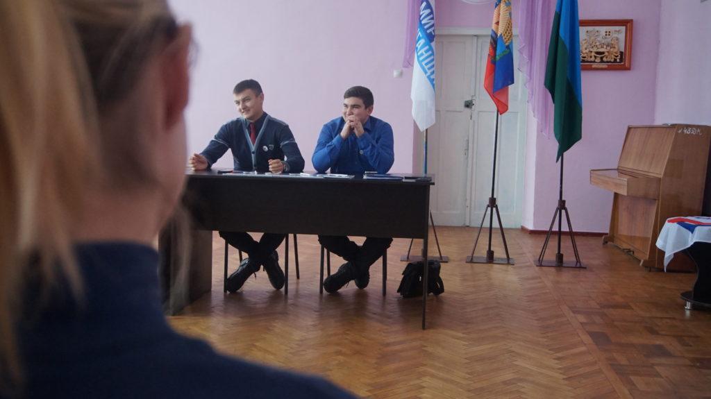 В Брянке состоялся тренинг для активистов проекта «Молодая гвардия» «Диалог на равных» 2