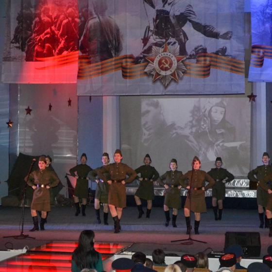 Торжественное мероприятие к Дню защитника Отечества состоялось в Ровеньках 2