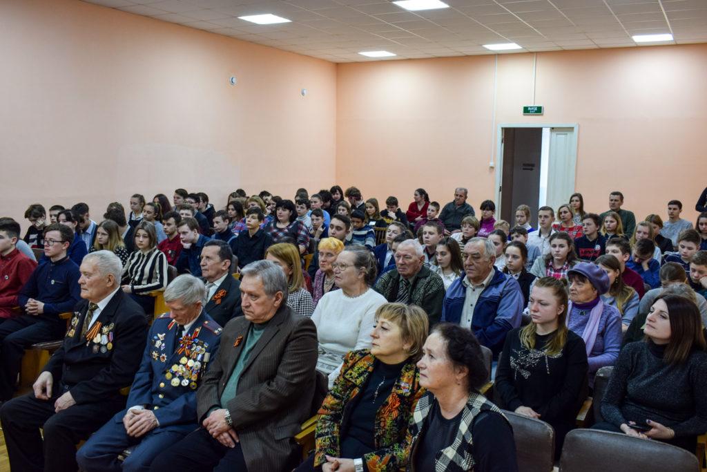 В Первомайске состоялась передача эстафеты «Книга памяти» 2