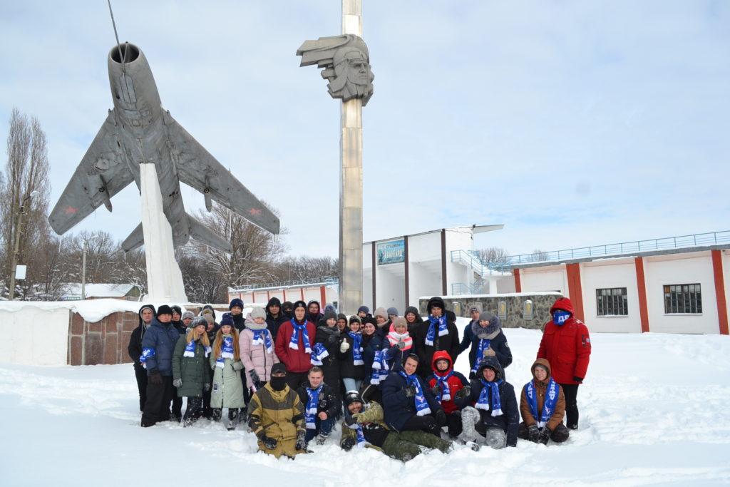 По инициативе проекта «Дружина» в Ровеньках прошли военно-спортивные соревнования 4