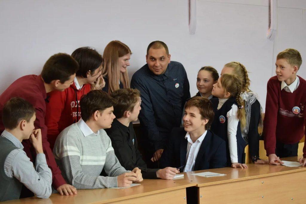 В Первомайске прошли Обучающие курсы для волонтёров «PRODобро» 2