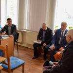 Прием помощника председателя Народного Совета Евгения Губарева состоялся в Красном Луче