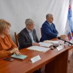 В Брянке состоялся выездной приём министра образования и науки ЛНР