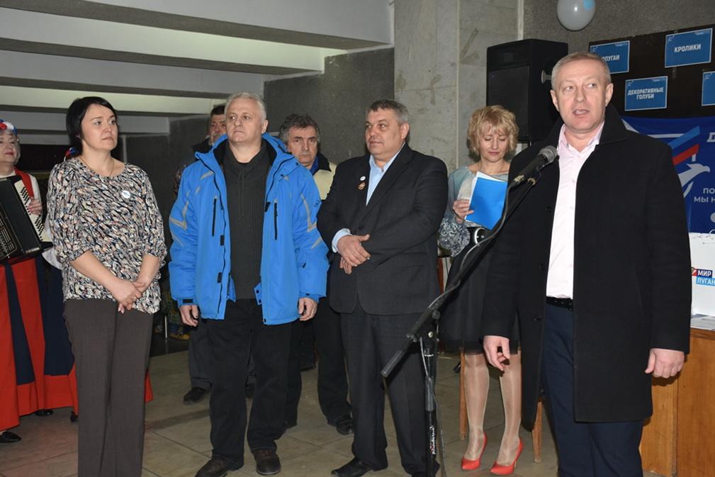 Заводчики голубей из России, Белоруссии, ДНР и ЛНР приняли участие в выставке в Красном Луче 2