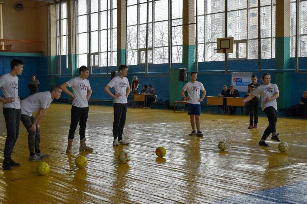 В Брянке прошли  региональные военно-спортивные соревнования «Вперед, юнармейцы!» 2