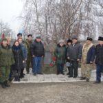 В Свердловской школе почтили память героя, погибшего в боях под Дебальцево