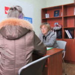 Депутат Народного Совета ЛНР Светлана Алёшина провела приём в Стаханове