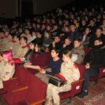 В рамках проекта «Мир кино» в Стаханове прошёл бесплатный показ фильма «Легенда №17»