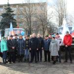 Коммунальщики Славяносербска получили спецтехнику