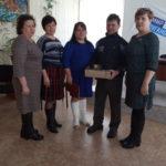 В селе Рафайловка Антрацитовского района состоялась встреча активистов первичного отделения с воинами-интернационалистами