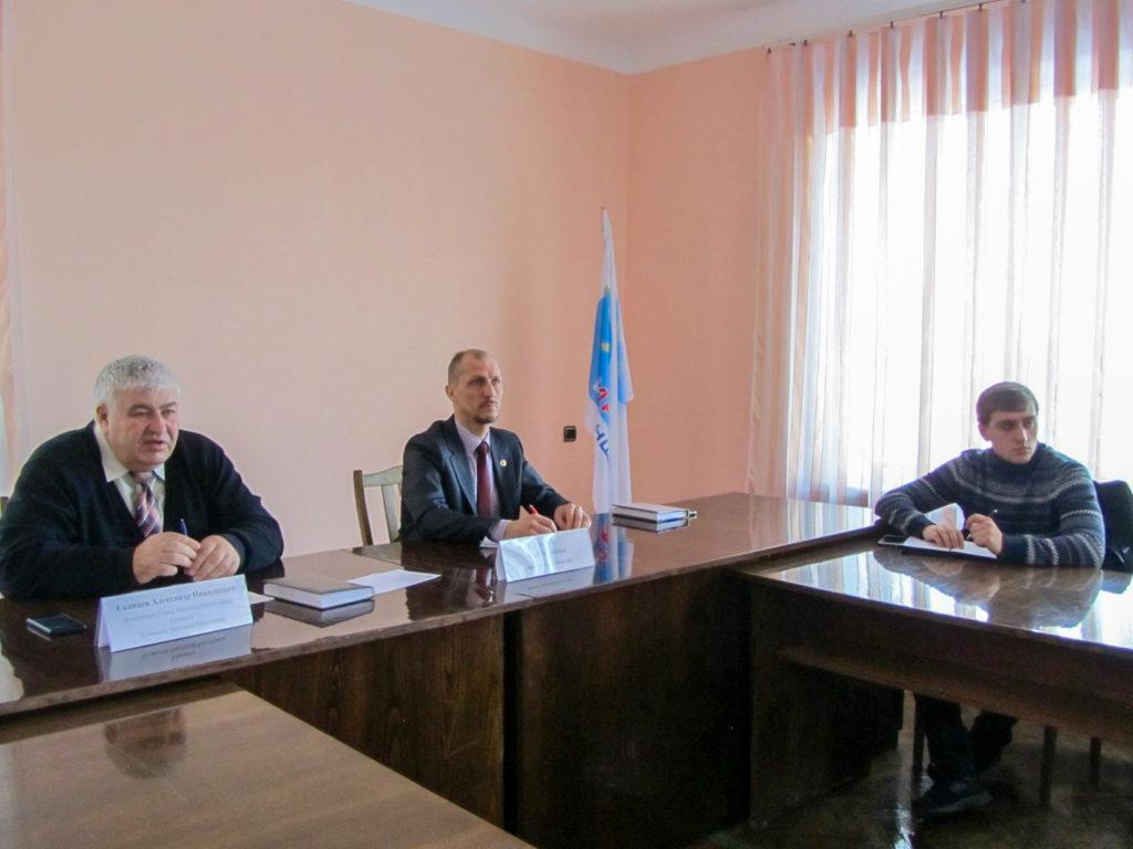 Заместитель главы администрации Кировска и депутат Народного Совета ЛНР провели приём граждан 1