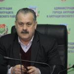 Сергей Саенко провел прием в Антраците