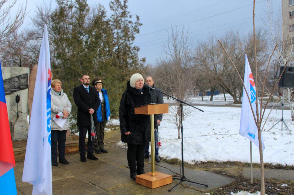 Жители Славяносербска почтили память воинов-интернационалистов 3
