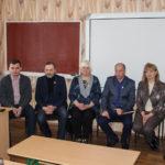 В селе Красный Луч состоялась встреча с коллективом школы