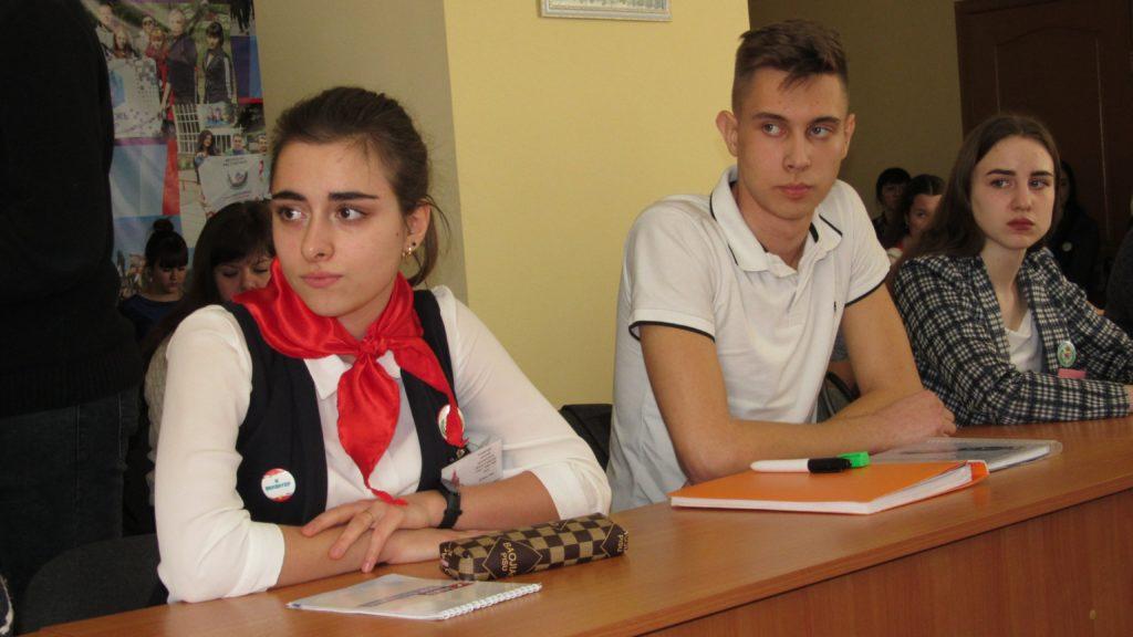 Обучающие курсы для волонтёров «PRODобро» прошли в Кировске и Стаханове 4