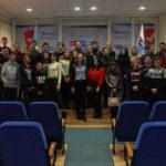 Добровольцам в Луганске рассказали об эффективности работы в волонтерских отрядах
