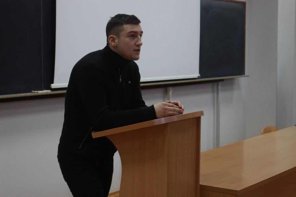 Фильм «Майдан. Последствия обмана» показали в ЛНУ имени Владимира Даля 1