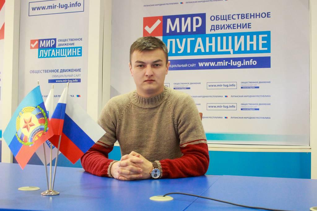 «Реализовав идеи молодёжи сейчас, мы обеспечим грамотную власть республики в будущем» – Даниил Степанков