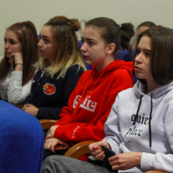 Обучающие курсы для волонтёров «PRODобро» состоялись в Луганске 3