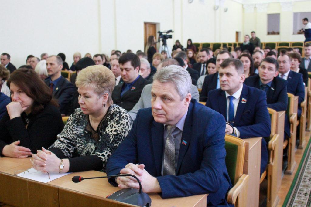 В Луганске состоялась встреча Главы ЛНР с активом ОД «Мир Луганщине»