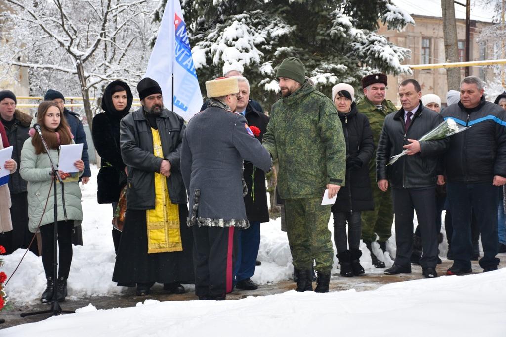 В Петровском состоялся митинг «Мы помним и гордимся!» 2